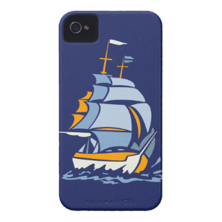 Sailboat Blackberry Bold case, customizable Case-Mate iPhone 4 Cases