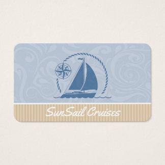 Sailboat Breeze Business Card