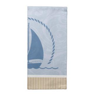 Sailboat Breeze Cloth Napkin