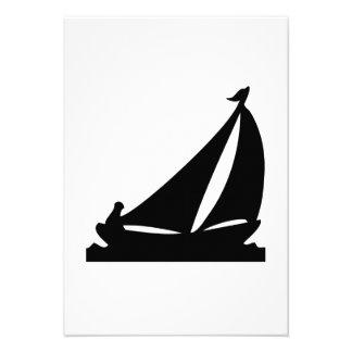 Sailboat Invite