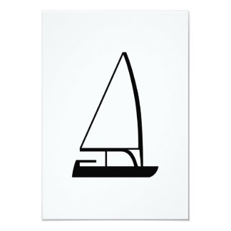 Sailboat Announcement