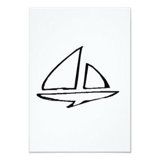 Sailboat Announcements