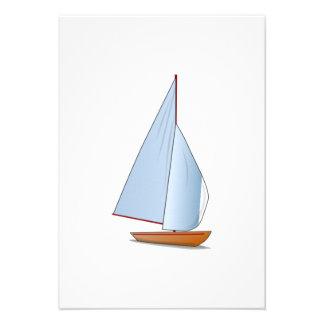 Sailboat Custom Invite