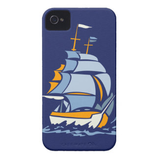 Sailboat iPhone 4 Case-Mate