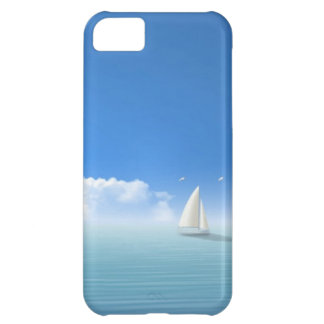 sailboat on the horizon iPhone 5C covers