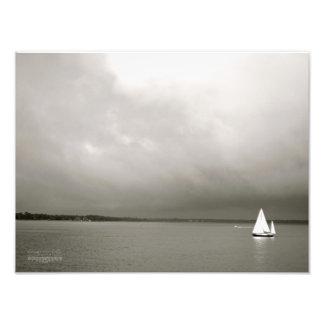 Sailboat Photo Print