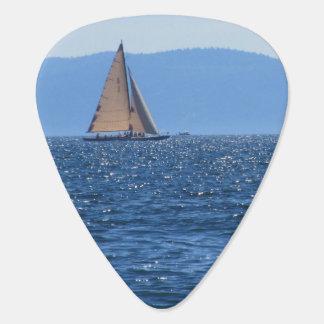 Sailboat Plectrum