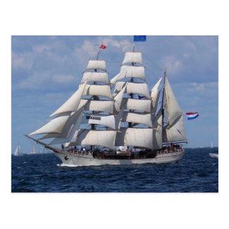 Sailboat Postcard