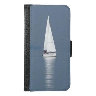 Sailboat Samsung Galaxy S6 Wallet Case