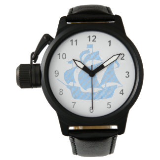 Sailboat Wrist Watches