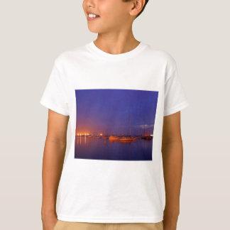 Sailboats In Bay T-shirt