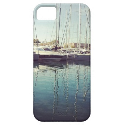 Sailboats in Water iPhone 5 Cases
