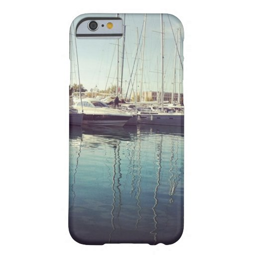 Sailboats in Water iPhone 6 Case