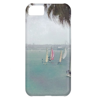 sailboats iPhone 5C cover