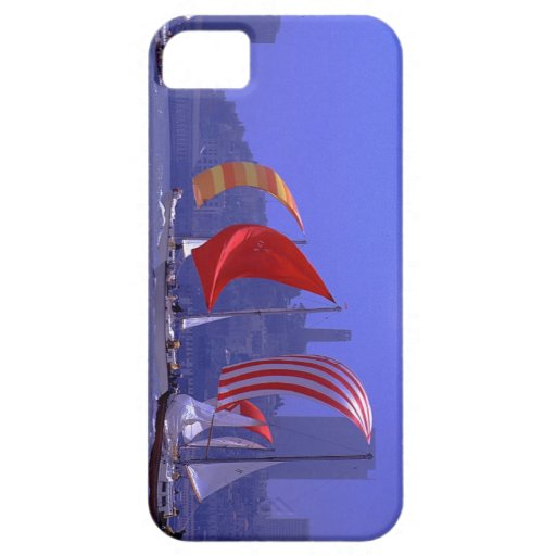 Sailboats - Racing - Classic Pearson Vanguards iPhone 5 Cover