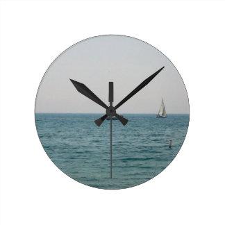 Sailboats Wallclocks