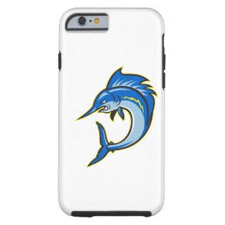 Sailfish Swordfish Jumping Cartoon Tough iPhone 6 Case