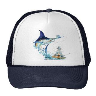 Sailfish Takes the Bait Cap