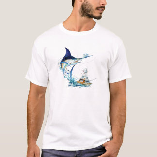 Sailfish Takes the Bait T-Shirt