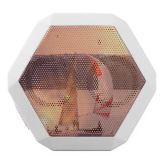 sailing-105 white boombot rex bluetooth speaker