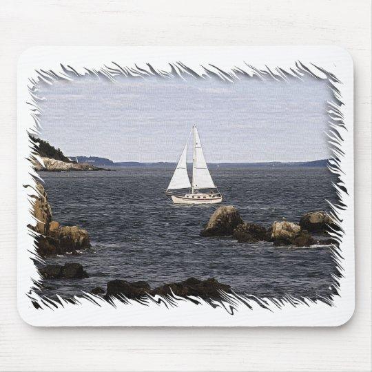 Sailing 2006 mouse pad
