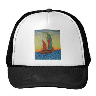 sailing away cap