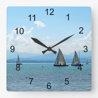 Sailing Away Clocks