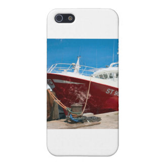 Sailing away iPhone 5 cases