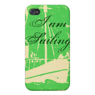 Sailing away iPhone 4 cases