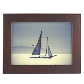 Sailing Away Keepsake Box