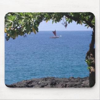 Sailing Away Mousepad