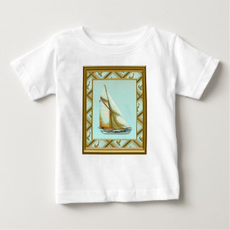 Sailing baby baby T-Shirt
