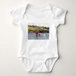 Sailing Baby Bodysuit