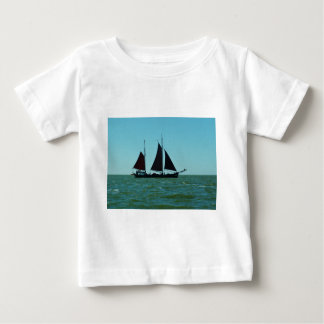 Sailing barge baby T-Shirt