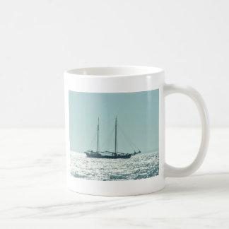 Sailing Barge In The Sun Coffee Mug