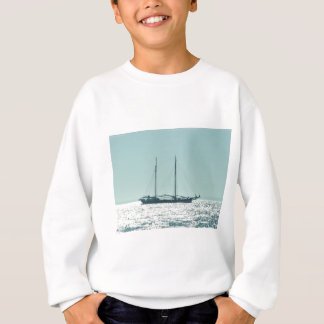 Sailing Barge In The Sun Sweatshirt