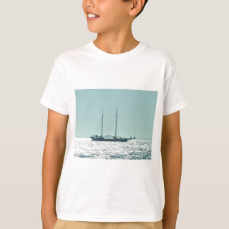 Sailing Barge In The Sun T-Shirt