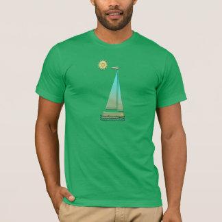 Sailing boat art t-shirts