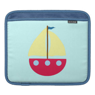 Sailing Boat Sleeve For iPads