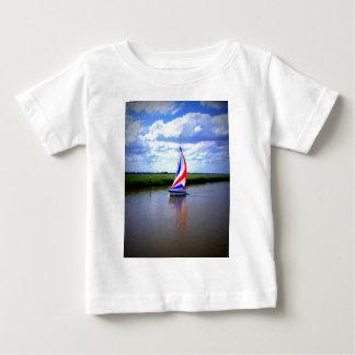 Sailing Boat.JPG Baby T-Shirt