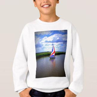 Sailing Boat.JPG Sweatshirt