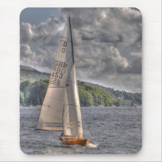 Sailing Boat Mouse Mat