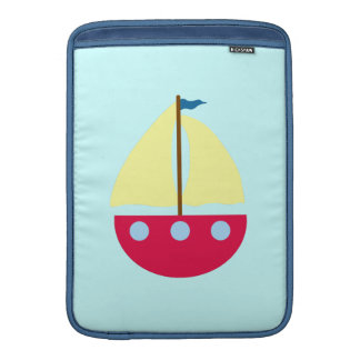 Sailing Boat Sleeve For MacBook Air