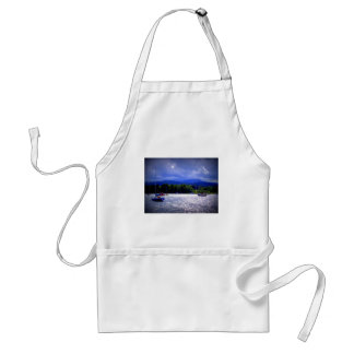 Sailing Boats & a Stormy Sky Standard Apron