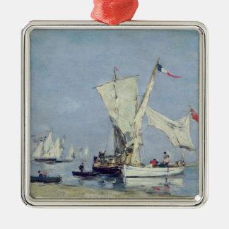 Sailing Boats, c.1869 Christmas Ornament
