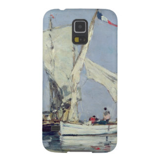Sailing Boats, c.1869 Galaxy S5 Case