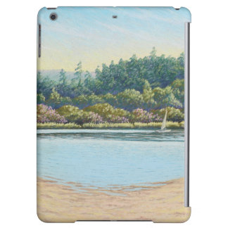 Sailing Boats, Frensham Ponds Surrey iPad Air Case