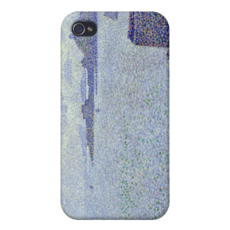 Sailing Boats in an Estuary, c.1892-93 iPhone 4 Case