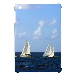 Sailing Boats iPad Mini Cases