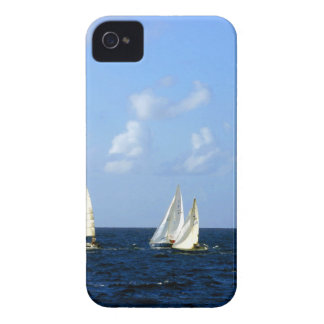 Sailing Boats iPhone 4 Cover